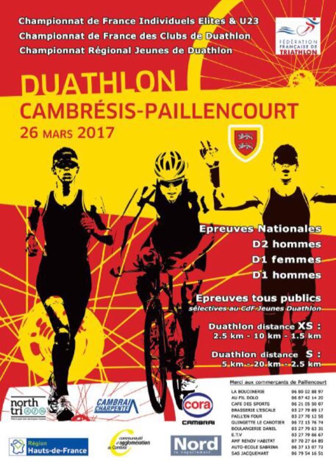 Duathlon de Cambrai